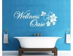 Wandtattoos - Wellness Oase